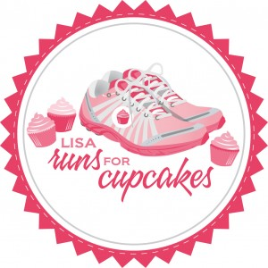 The start of Lisa Runs for Cupcakes