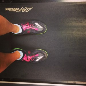 Marathon Training:  Week #7