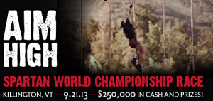 Aroo:  Spartan News and Giveaway!