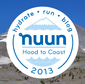 Hood to Coast with Team Nuun:  The 5 W's