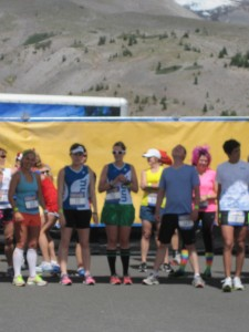 Nuun at the Start