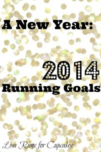 A New Year:  2014 Running Goals