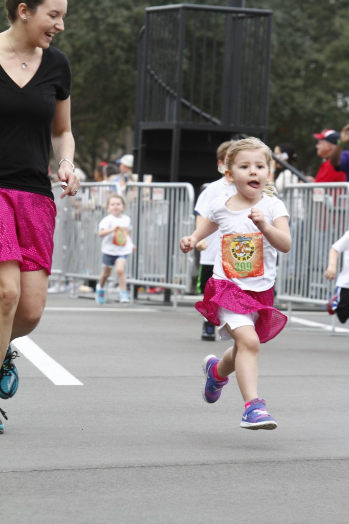 The Magic of Running with My Daughter!