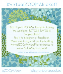 ZOOMA Annapolis Kick Off Events!