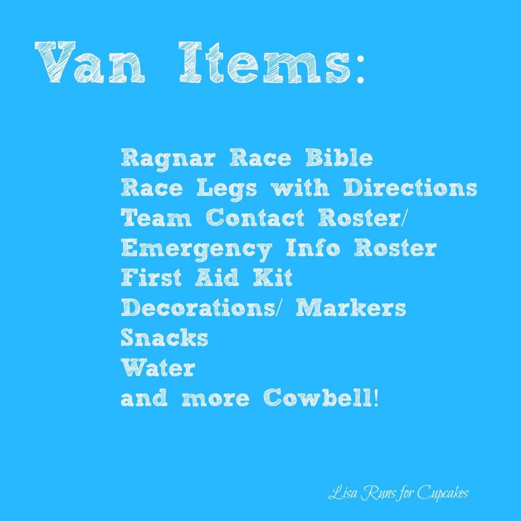 Van Items