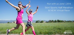 Skirt Sports Half Marathon: An Invitation to a #RUNcelebration