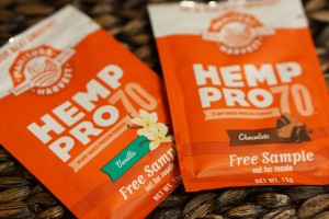 Review:  Manitoba Harvest HempPro 70