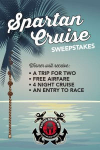 Spartan Cruise and a Giveaway!