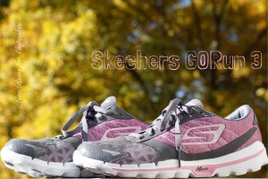 Skechers GORun 3 in Support of Breast Cancer Awareness