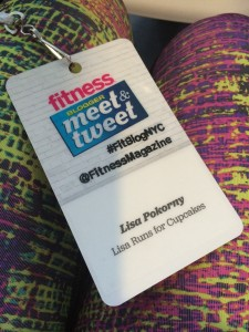 2014 Fitness Blogger Meet and Tweet NYC