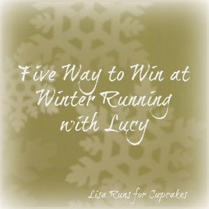 Five Ways to Win at Winter Running with Lucy