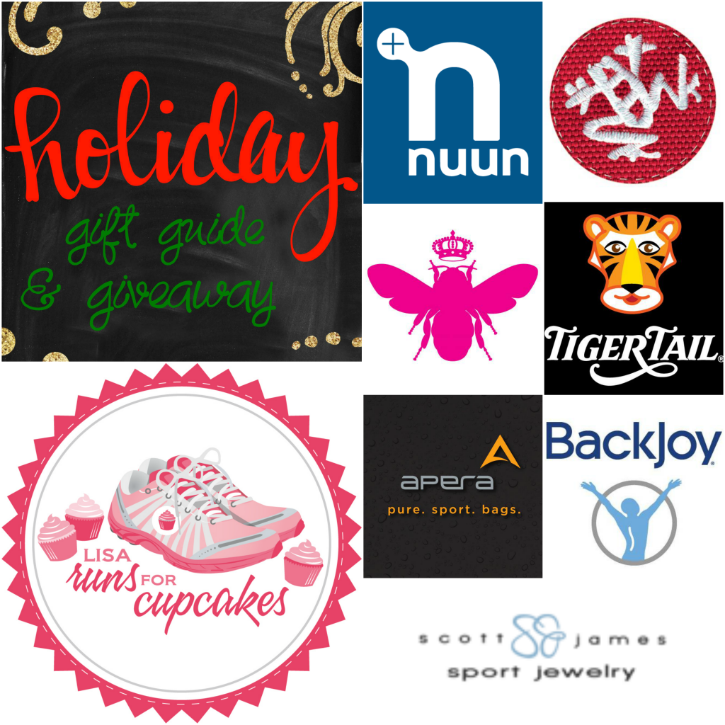 Gift Guide Logo Collage