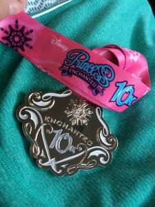 Race Recap:  2015 runDisney Enchanted 10k