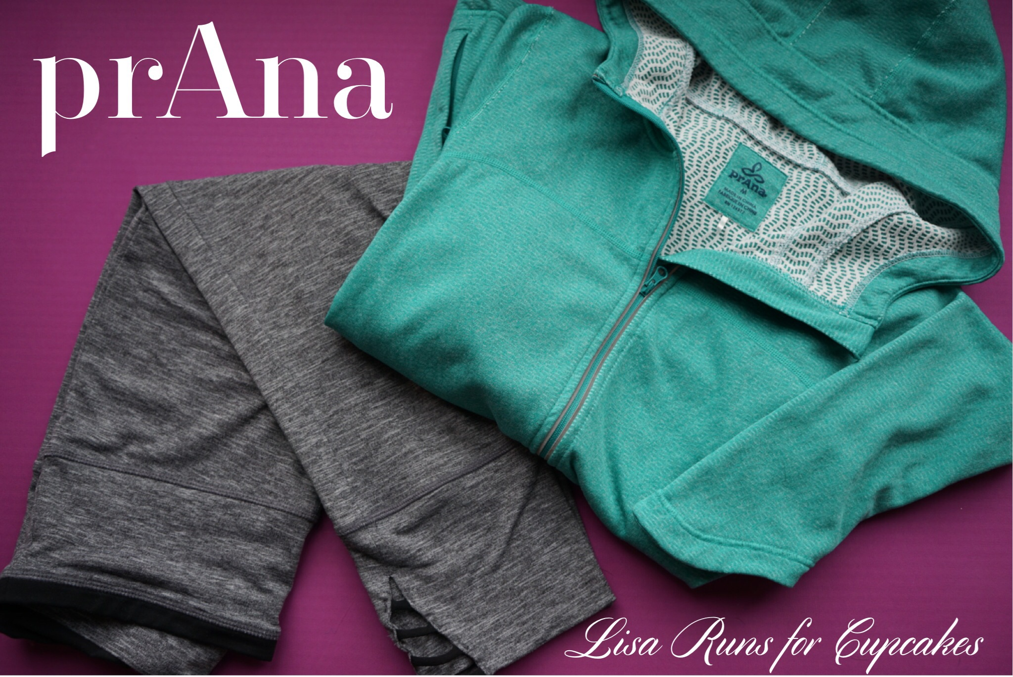 #taketheleap with prAna