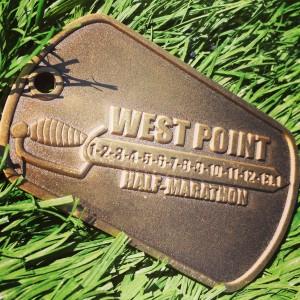 "Race Recap:  2015 West Point ""Fallen Comrades"" Half Marathon"