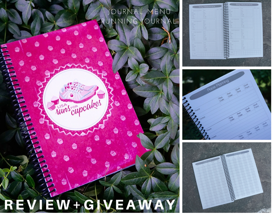 Journal Menu Review and Giveaway 2