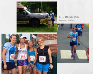 Race Recap:  L.L. Bean 10k & Family Fun Run 2015