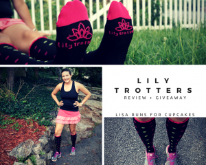 Lily Trotters Compression Socks Review and Giveaway!