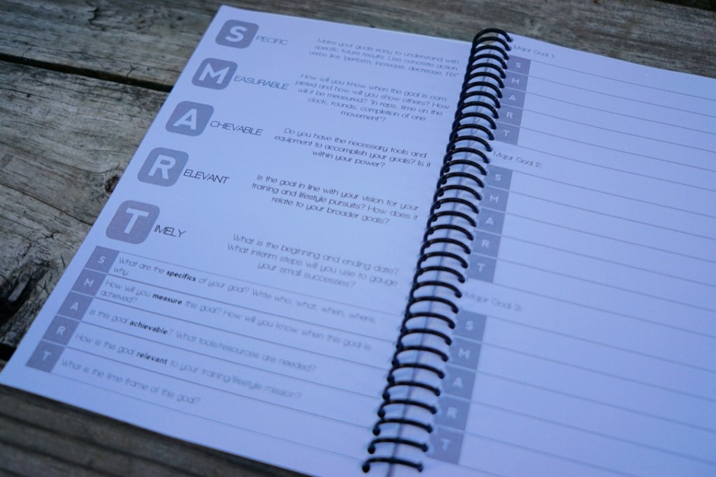 Running Journal Menu 12