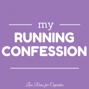 I Must Make a Running Confession