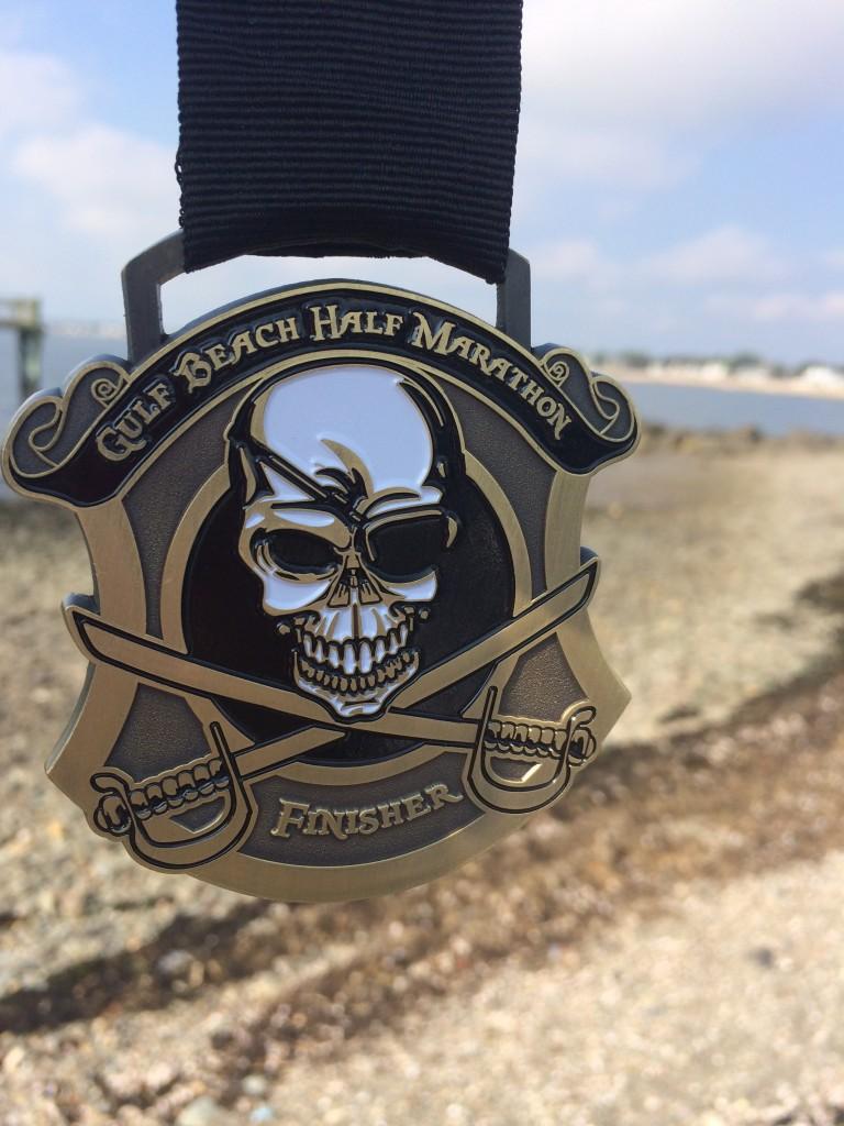 Gulf Beach Half Marathon 2015