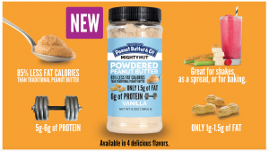 Review & Giveaway:  Mighty Nut Powdered Peanut Butter