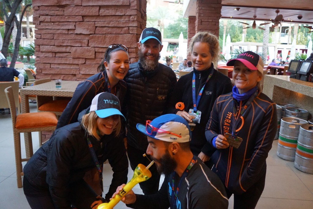 Ragnar Vegas with Team Nuun