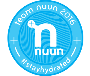2016 Announcements! 2016 Team Nuun