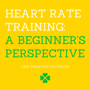 Heart Rate Training:  A Beginner's Perspective