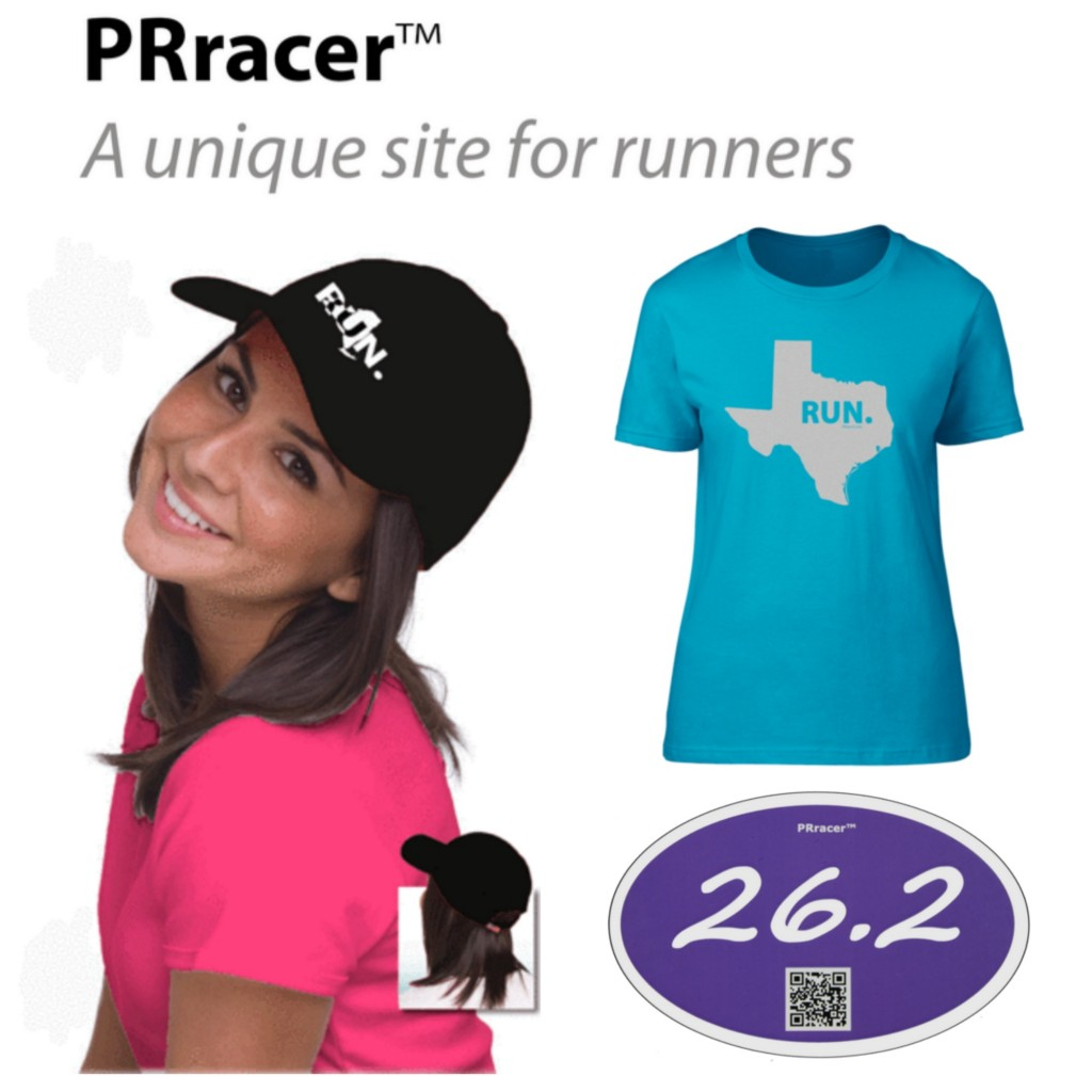 PRracer giveaway