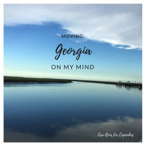 Moving:  Georgia On My Mind