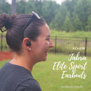 Review:  Jabra Elite Sport Earbuds