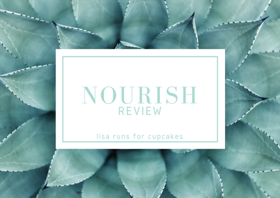 Nourish Savannah Natural Bath Products
