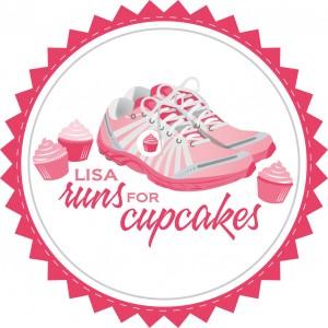 The start of Lisa Runs for Cupcakes